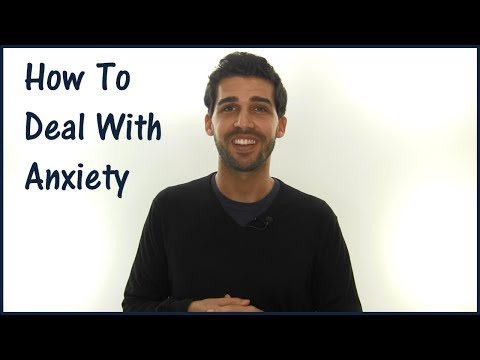 How To Deal With Anxiety - Immediate Anxiety Relief