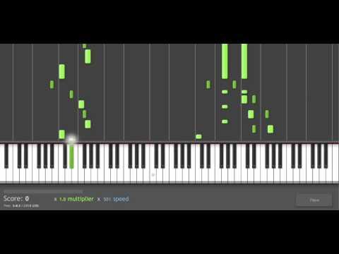 Piano Tutorial - Cowboy Bebop - TANK!