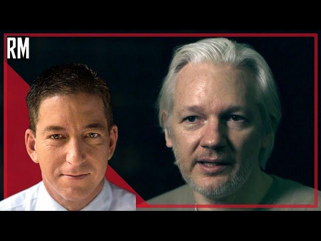 Glenn Greenwald on Assange and Freedom of Journalism