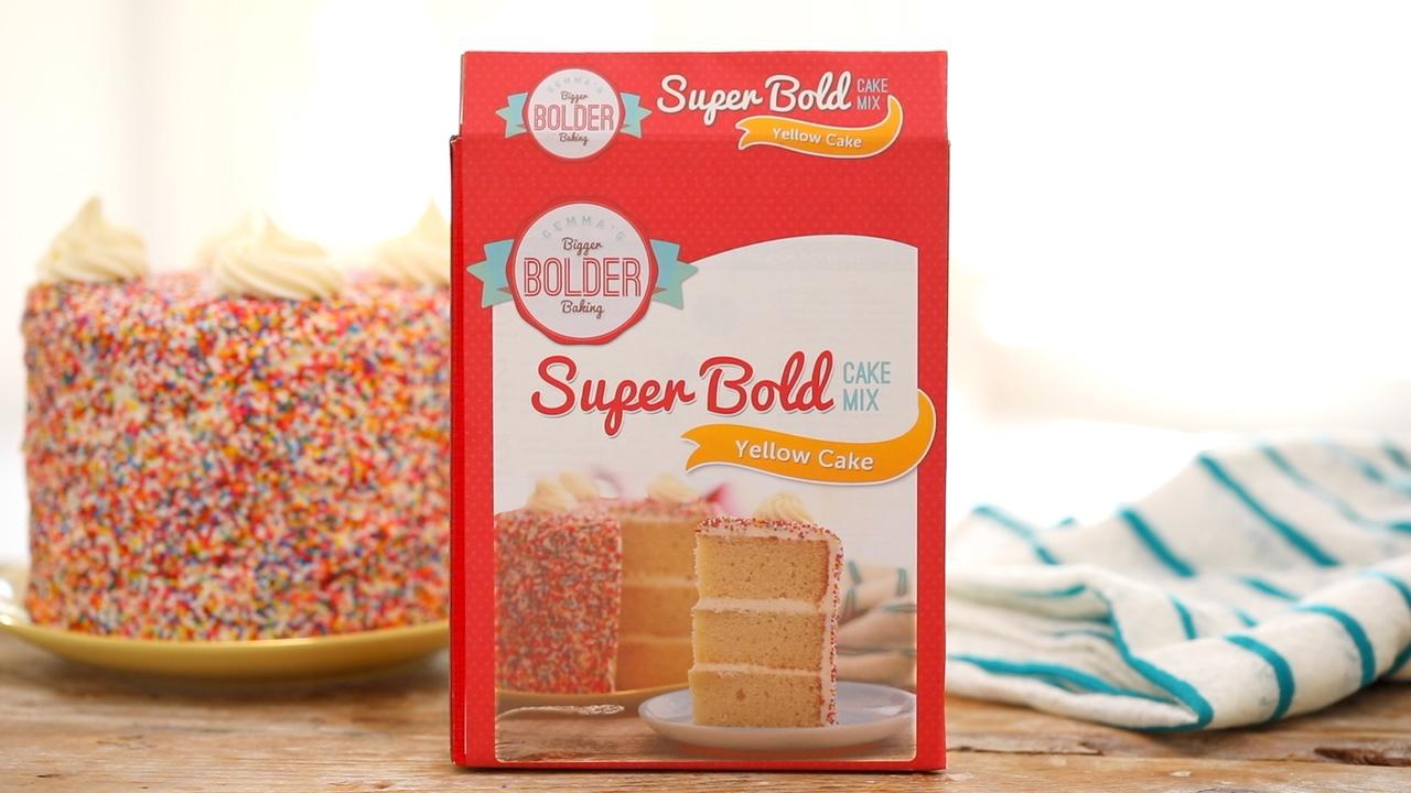 Homemade DRY CAKE MIX (Just Add Liquids!) Gemma's Bigger Bolder Baking Ep 161 - YouTube