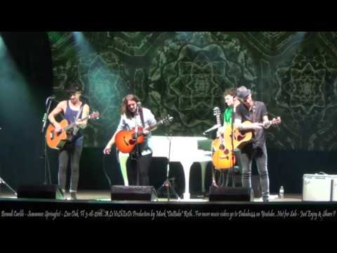 Brandi Carlile - Suwannee Springfest - Live Oak, Fl  3-18-2016