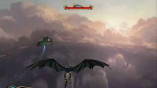 Gameplay Eragon The Game - Final Battle