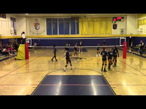 Upland Christian Academy vs. La Sierra - Brooke Madkin #15