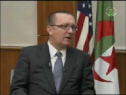 Assistant Secretary Jeffrey Feltman Interview on Algerian TV, part 1
