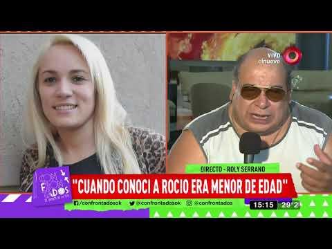Roly Serrano, la persona que más conoce a Rocío Oliva
