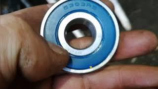 Ta'mirlash pendulum bu IRBIS 250 XP R (part 2 Assambleyasi)