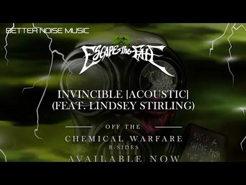 Escape The Fate – Invincible