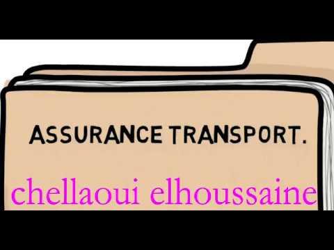 techniques logistiques du commerce international: assurance transport