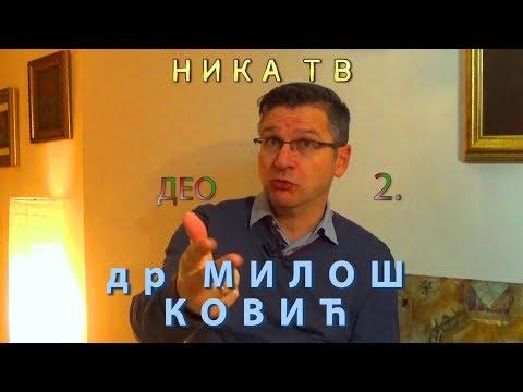 MILOŠ KOVIĆ-DEO 2.-SRBIJA, RUSIJA I SVET...NIKA TV- Serijal 'DUBOKA DRZAVA'