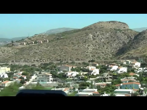 Greece - Drive from Athens to Cape Sounion