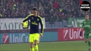 Mesut Özil Muhteşem Çalım (2016 x Arsenal)