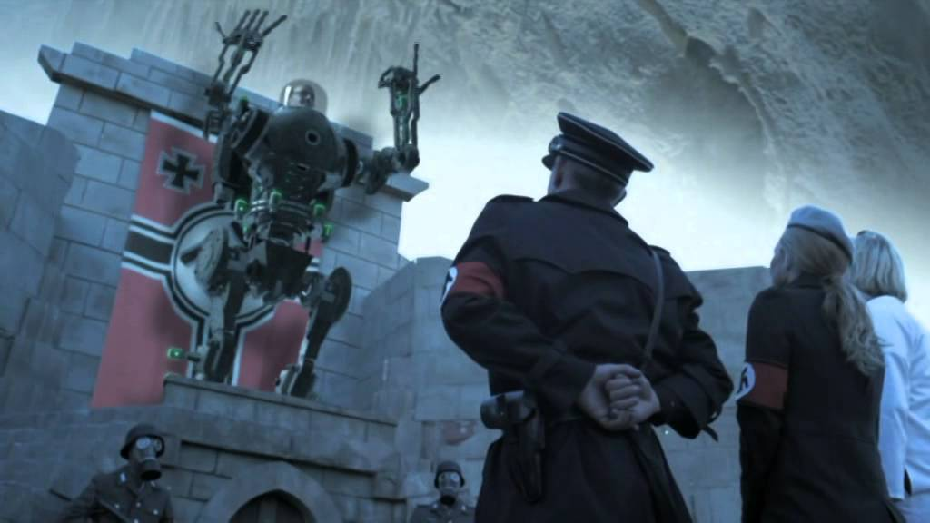 SS Troopers (Nazis At The Center Of The Earth) : Mecha ...