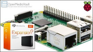 Turn Hard Drive into Network Storage with a Raspberry Pi