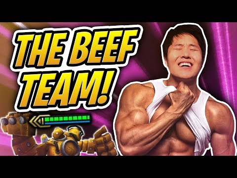 """THIS TEAM IS EXTRA """"THICC!"""" 