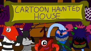 Cartoon Haunted House Full Song (Ft. Legobot144, King Staccato, And The People Who Won The Contest)