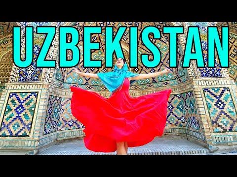 7 days in UZBEKISTAN 🇺🇿