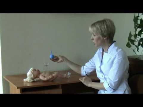 Методика постановки клизмы новорожденному