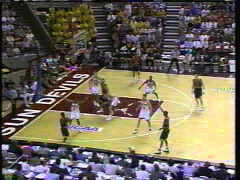 1996 NCAA Tournament - George Washington versus Iowa (Part 2)