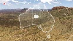 Australiens Nationalparks 1/5 - Die rote Wüste