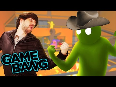 A FISTFUL OF PLAY-DOH!!! (Game Bang)