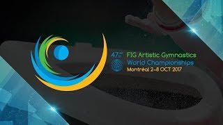 2017 World Gymnastics Championships - Apparatus Finals Day 2