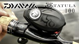 Daiwa Tatula 100HL video