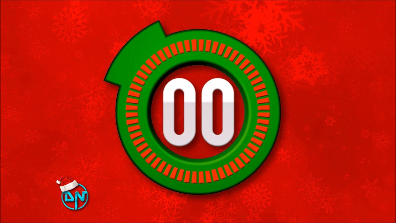 Minute To Win It Christmas.Minute To Win It Christmas Timer Version 2 04