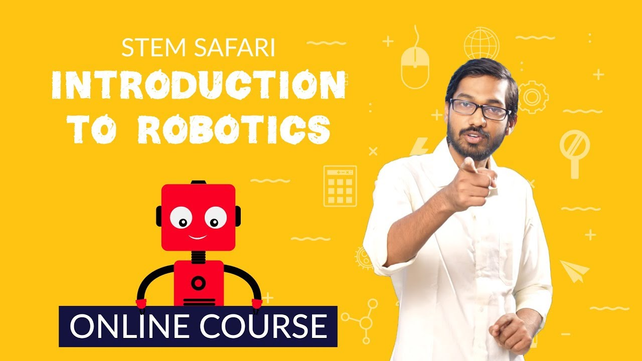 5 Online Courses to Get Started in Robotics - STEMpedia