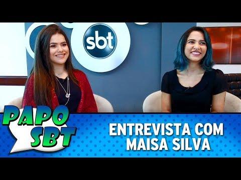 Papo SBT: Entrevista Com Maisa Silva