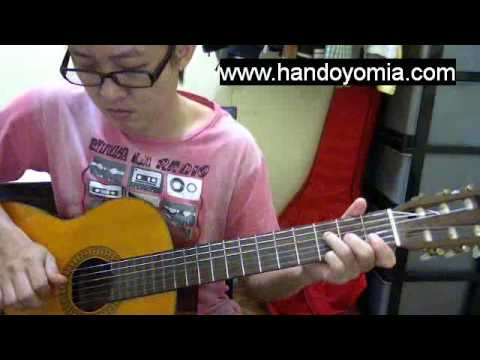 情书Qing Shu - 张学友Zhang Xue You - FingerStyle Guitar...