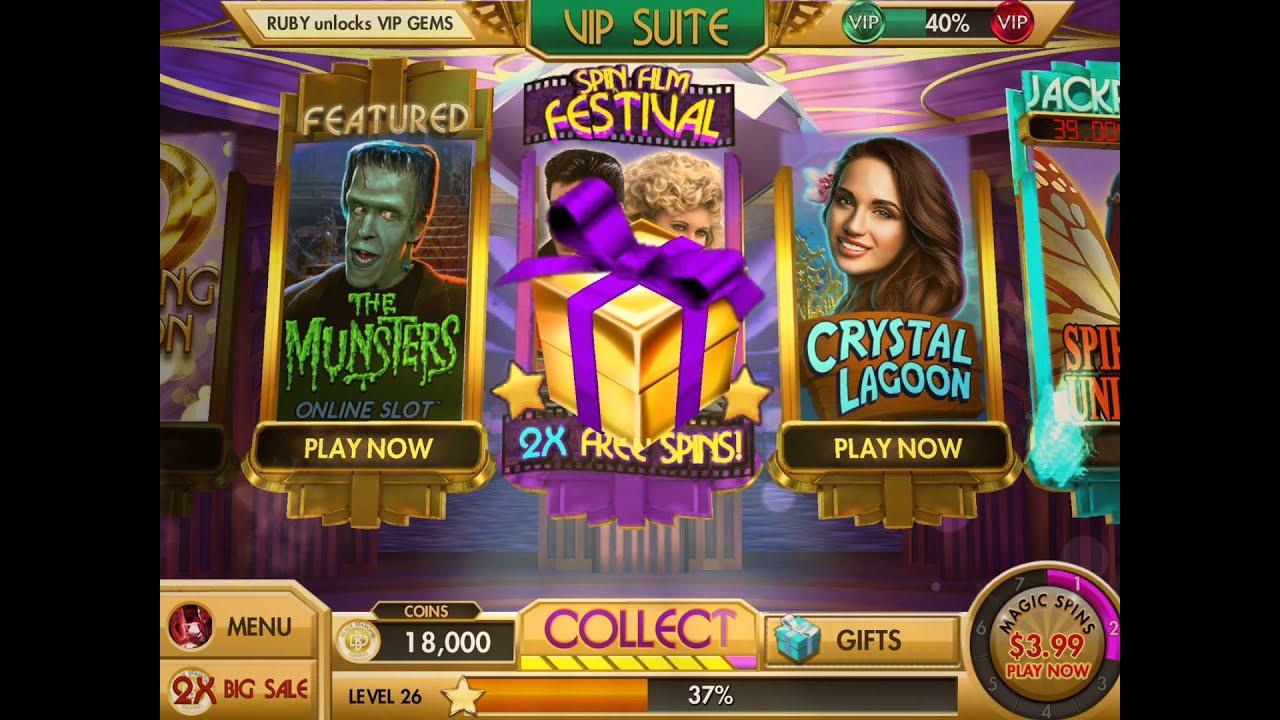 Zynga slots bonus links