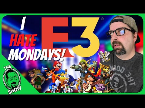 """The """"Let's Talk About Anything Besides Arcade1Up E3 2021 Leaks Chat!"""" I Hate Mondays! from PDubs Arcade Loft"""