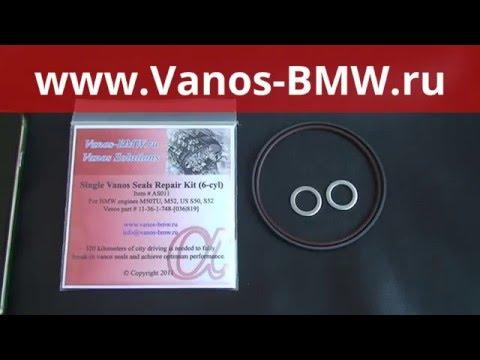 Vanos-BMW.ru - №4 Ремкомплект на одинарный Ванос БМВ Single vanos M50TU M52