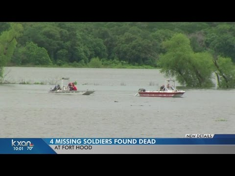 Nine soldiers dead on Fort Hood