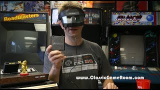 Classic Game Room - 3D LORD OF THE ROBOTS review for Vectrex