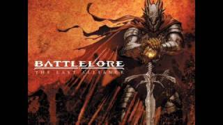 Battlelore's new albums The Last Alliance : Exile the Daystar.