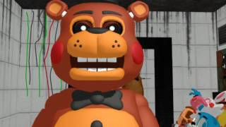 - FNAF 3 RAP MMD Another Five Nights