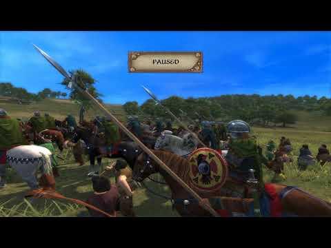 THE LAST KINGDOM: WotN EXPANSION SUBMOD: Kingdom of Denmark (Updated) VS Jarldom of Gautland (New)!
