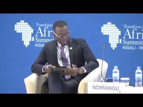 Georgie Ndirangu - Head to Head with 8 Presidents and Heads of State