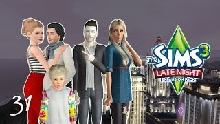 Let's Play: The Sims 3 Late Night | Part 31 | Potty Training a Vampire
