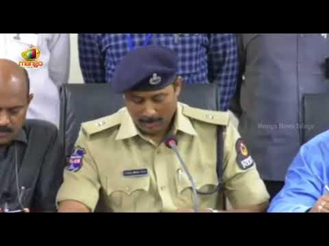 Robbery gang Engineering Graduate snabbed by CCS Hyd J Ranjan Ratan Kumar | Mango News Telugu