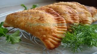 Пошаговый рецепт приготовления крымских чебуреков с мясом.