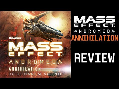 Mass Effect Andromeda ANNIHILATION Review - This Isn't Quarian DLC In A Book Form