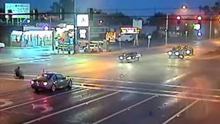 Hit and run - Driver hit, killed man in wheelchair - Warning: Graphic Content