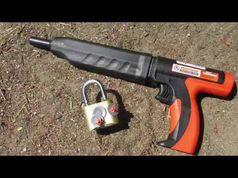 Ramset Concrete Nail Gun Home Depot