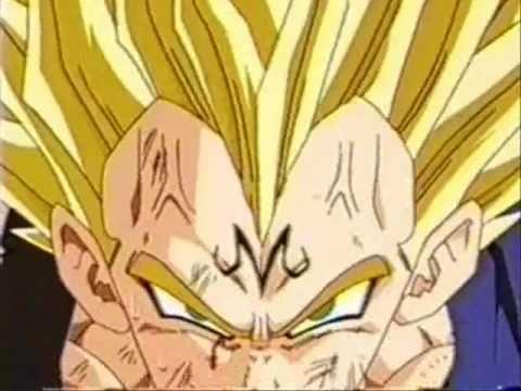 Vegetas speech to Goku