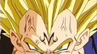 Vegeta's speech to Goku
