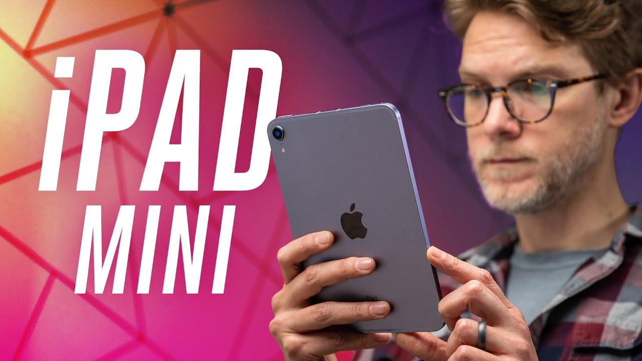 New iPad Mini Review