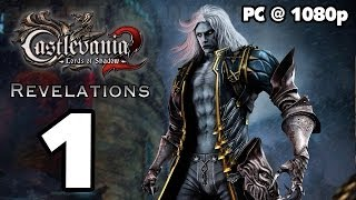 Castlevania: Lords of Shadow 2 Revelations Walkthrough PART 1 [1080p] No Commentary TRUE-HD QUALITY