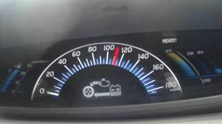 【THS2】エスティマハイブリッドAHR20W 0-100km/h加速